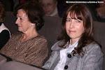 Laura Viguer, su hija Laura Saborit, madre de la joven concertista