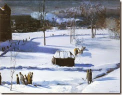 George_Wesley_Bellows_-_Blue_Snow,_The_Battery_(1910)
