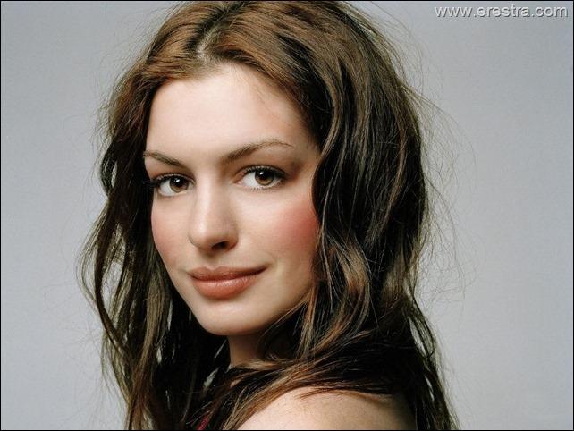 Anne Hathaway33.