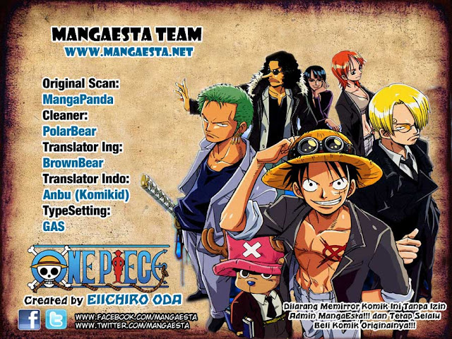 One Piece 694 695 page 2 Mangacan.blogspot.com