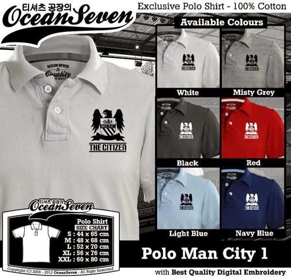 POLO Man City Manchester City 1 Premier League distro ocean seven