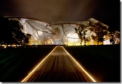 APTOPIX France Vuitton Foundation