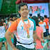 Captured Moments: Runner Rocky's World Vision Run 2015