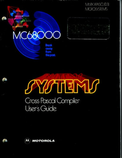 M68000 Cross Pascal Compiler Systems Guide