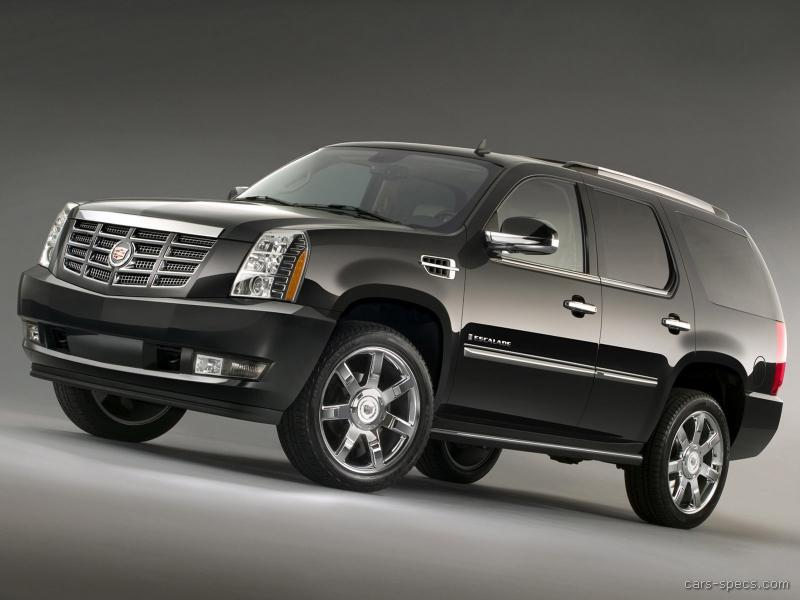 2007 Cadillac Escalade SUV Specifications, Pictures, Prices