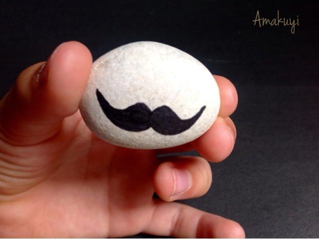 Bigote-piedra-Movember