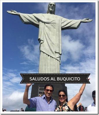 saludito desde Rio de Janeiro