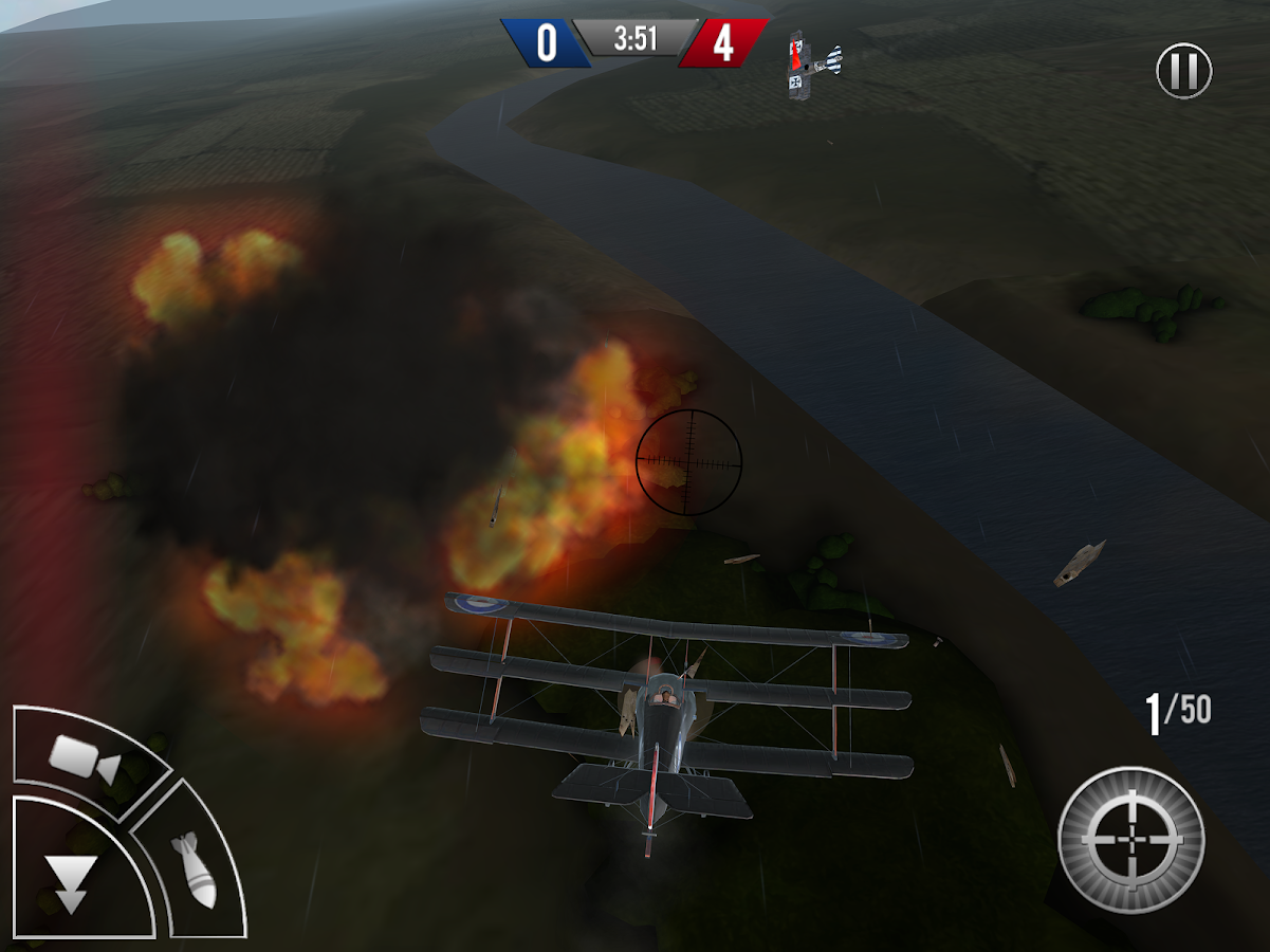Ace Academy: Black Flight Screenshot 6
