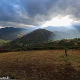 Vista da pousada - Vilcabamba, Equador