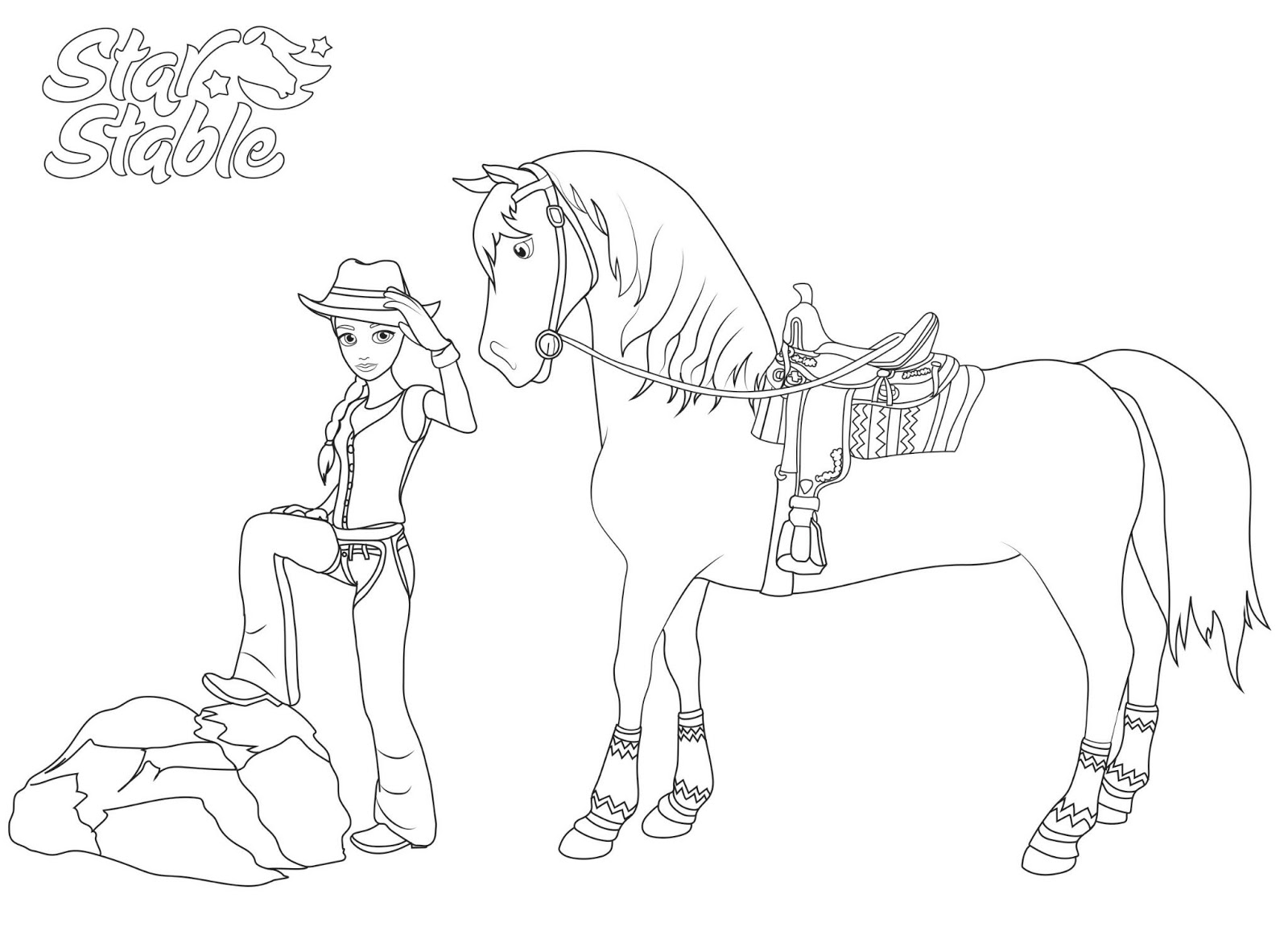moorland coloring pages - photo#4