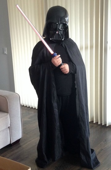 Darth Vader - Book Week