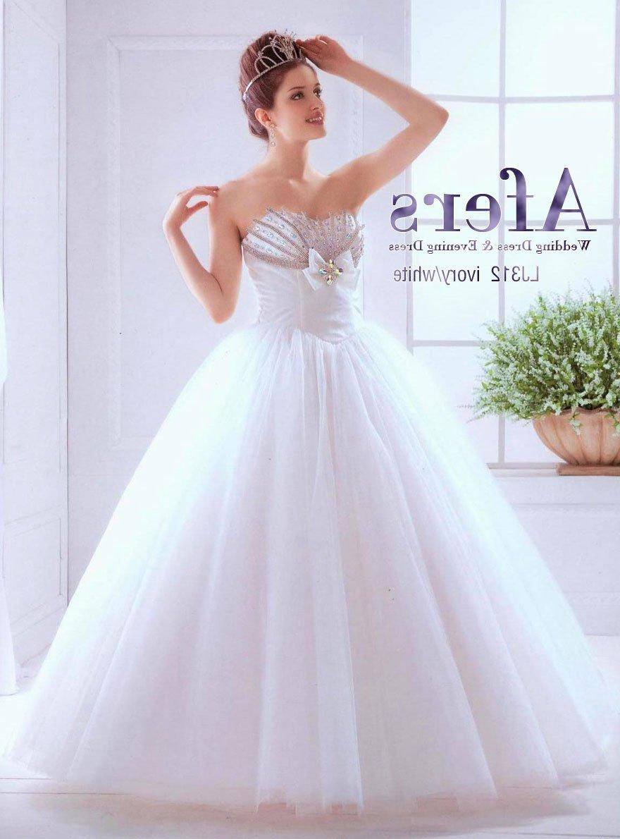 Afers China wedding dress and