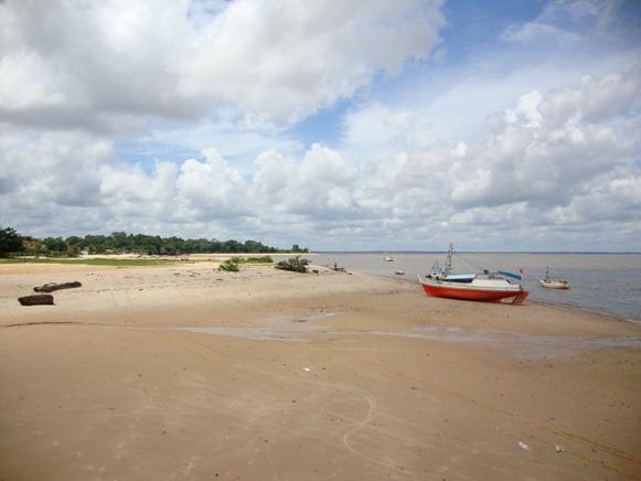 Praia Grande - Ilha de Mosqueiro, Belém do Parà