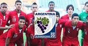 Perú vs. Colombia - Sudamericano Sub 20 en Vivo - CMD