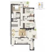 Apartamento residencial à venda, Centro, Palhoça.