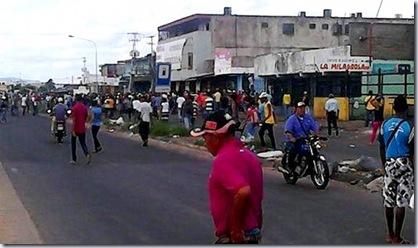 Venezuela saqueos