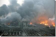 Esplosione a Tianjin