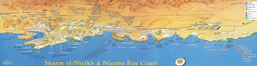 Egypt Sharm el Sheikh Naama Bay