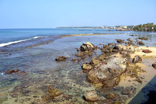 океан, море, побережье, Шри-ланка