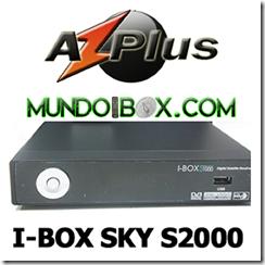 AZPLUS IBOX SKY HD S2000