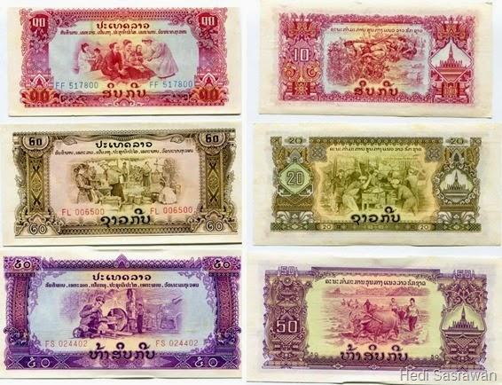 Mata uang Kip