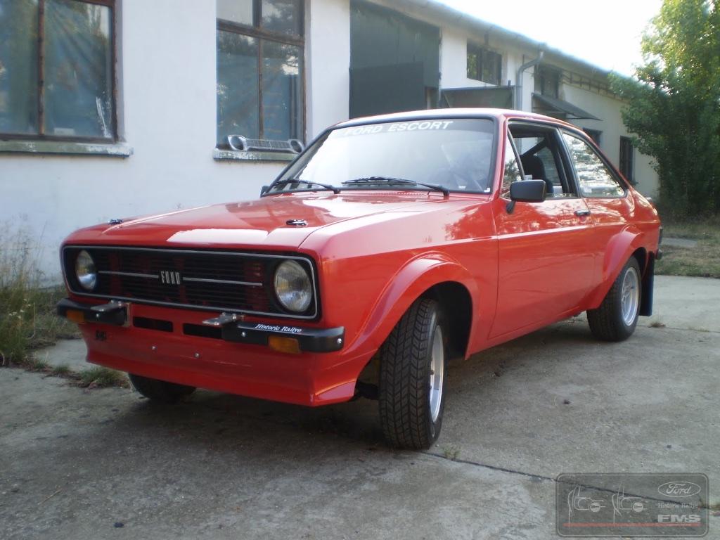 ford escort mk2 for sale