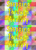 Cover of Richard Bandler's Book Stepping Through Anxiety