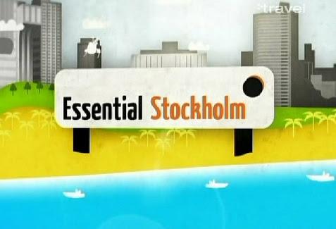 Esencja podró¿y: Sztokholm / Essential: Stockholm (2009) PL.TVRip.XviD / Lektor PL