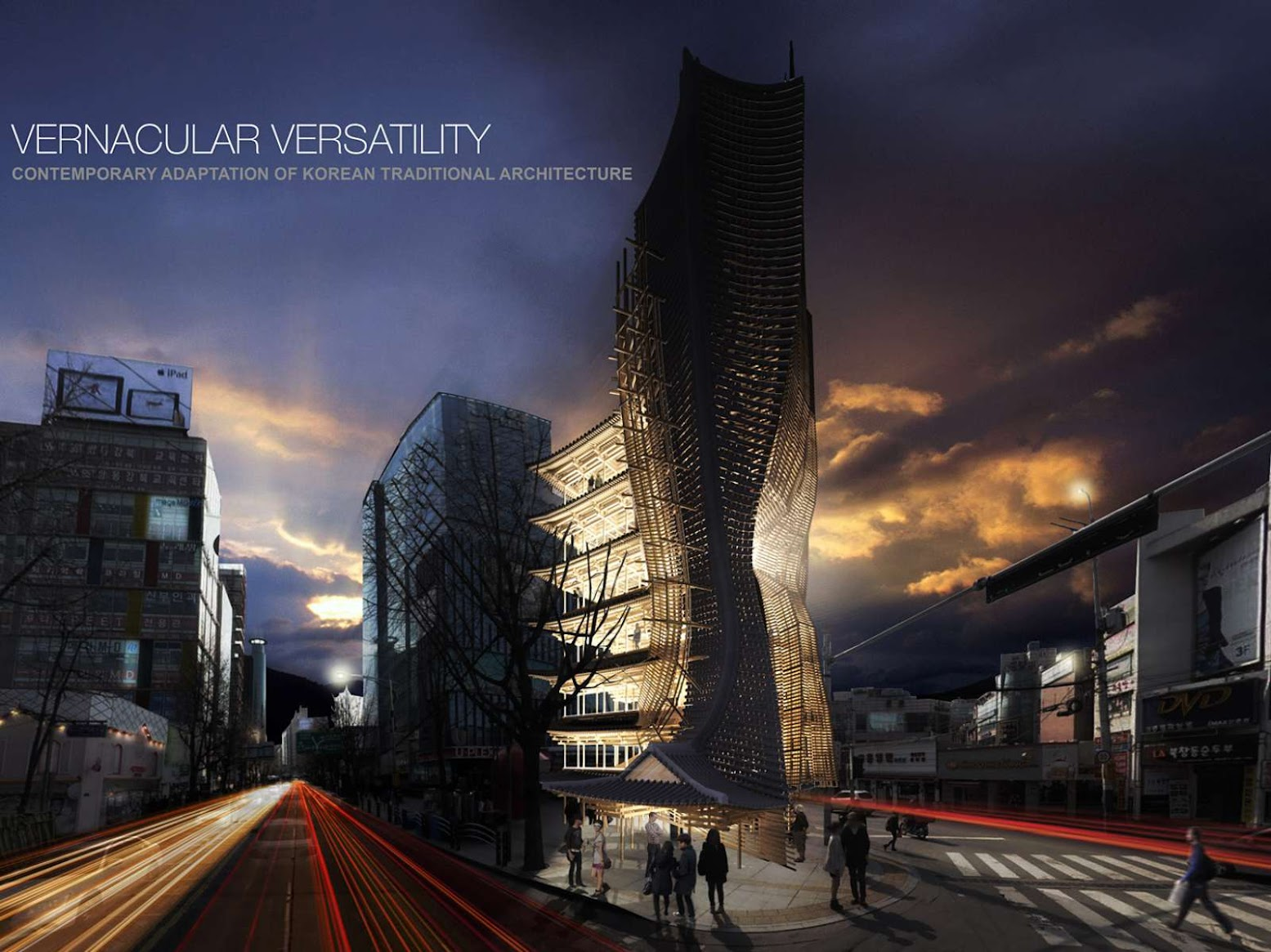 The winners of eVolo Skyscraper Competition