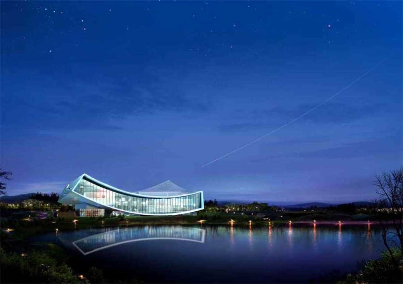 National Library of Sejong by Samoo Architects Engineers