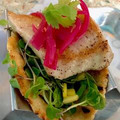 Gf fish taco