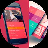 Дизайн мобильных приложений
