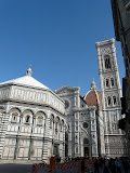 The Birthplace of the Renaissance, Florence's Cathedrale, Campanile, and Baptistery