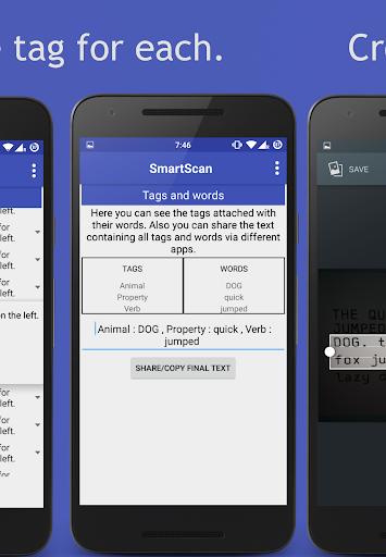 SmartScan- OCR Text Scanner screenshot 7