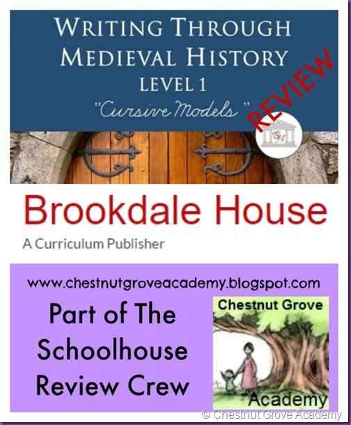 Brookdale Writing Through Medieval History Review