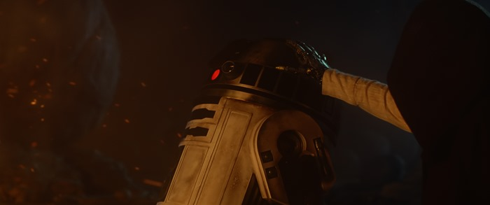 Star Wars: The Force Awakens  Ph: Film Frame  ©Lucasfilm 2015
