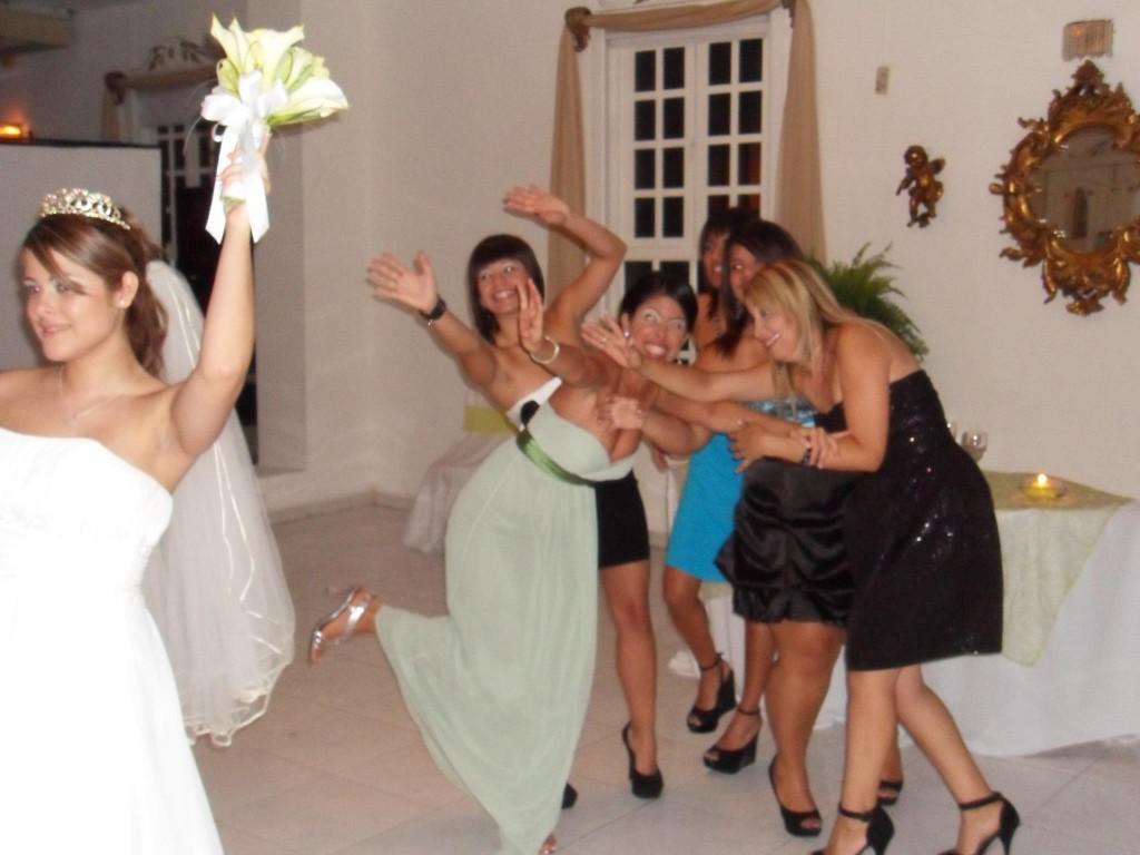Puerto Rican wedding bouquet