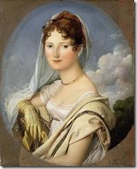 Jean-Auguste-Dominique Ingres-Comtesse de Larue