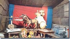 Hyderabad Baghubali Ganesh Image
