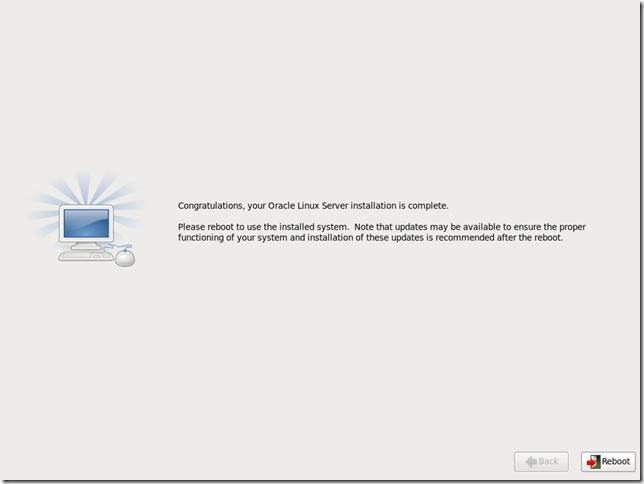 Install OS Screen 35
