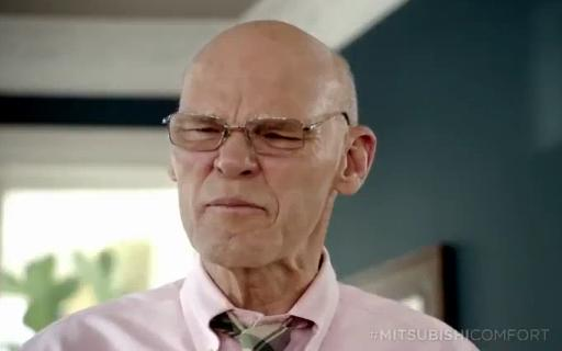Mitsubishi Comfort Debate TV Ad with James Carville and Mary Matalin