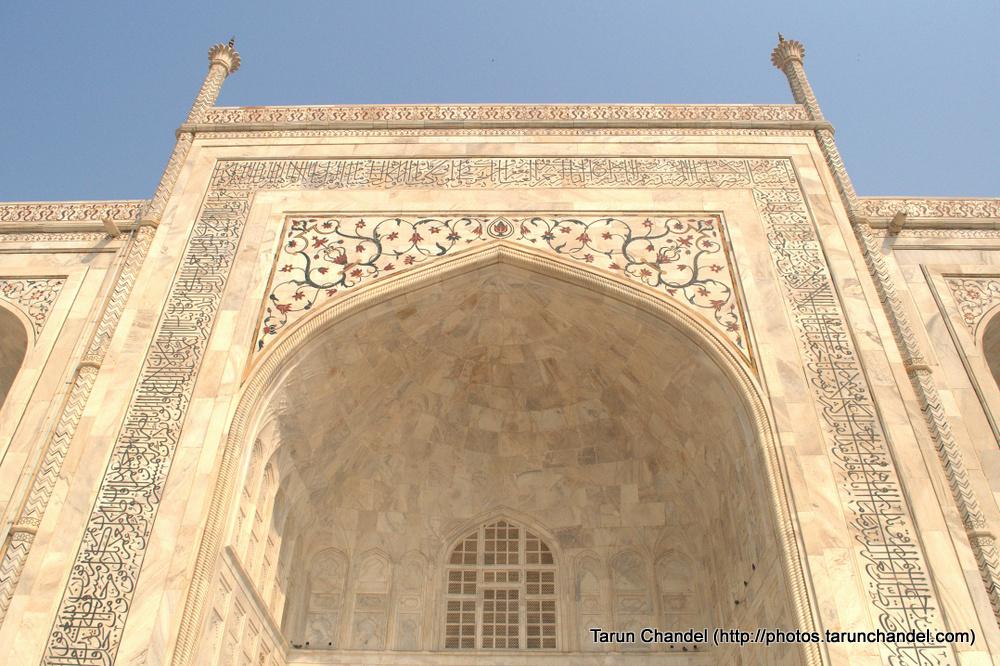 Design Taj Mahal, Tarun Chandel Photoblog