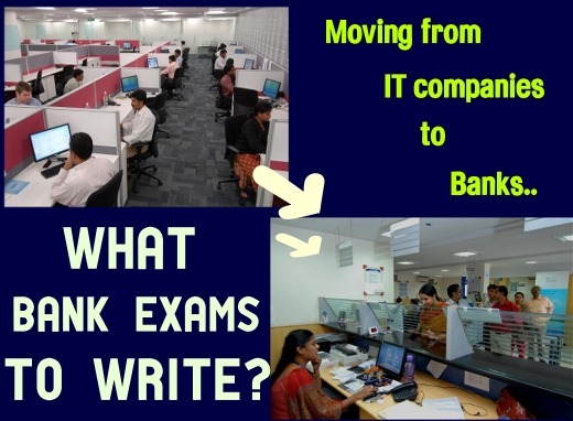 software employees to bank jobs