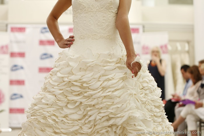 11th Annual Toilet Paper Wedding Dress Contest