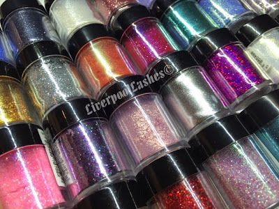 liverpoollashes liverpool lashes lecente glitters stardusts clear photo