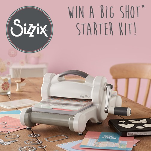 sizzix giveaway
