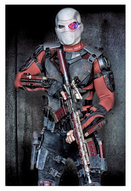 Fist Look At Will Smith Has Deadshot