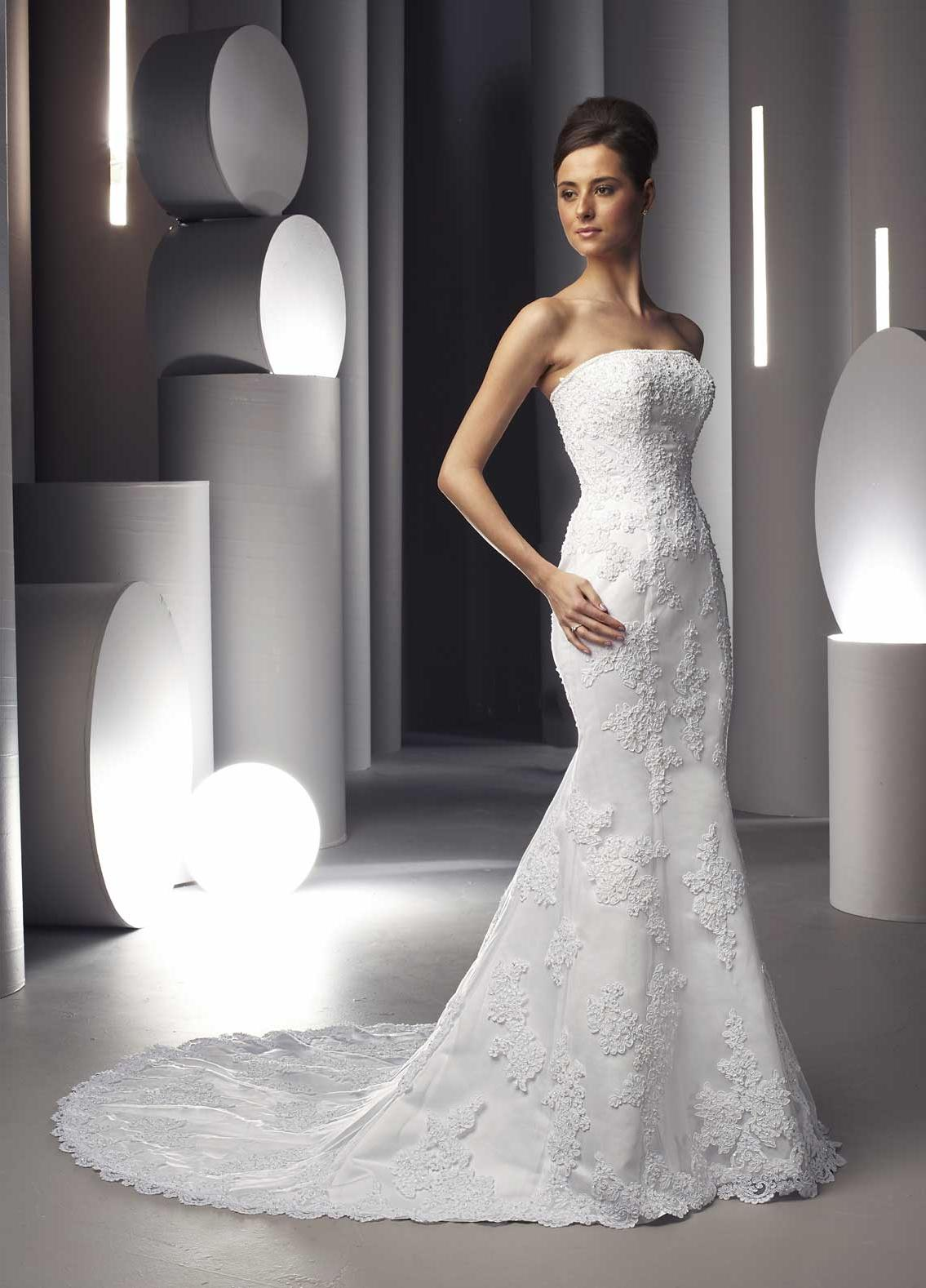 Europe Wedding Dress