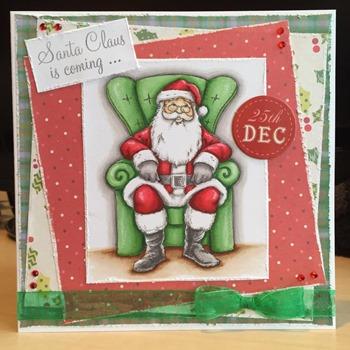 Lucy - mega Christmas challenge