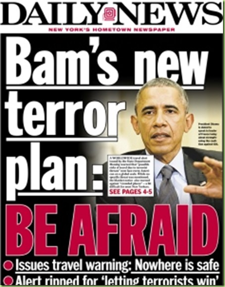 nydn.Cover be afraid